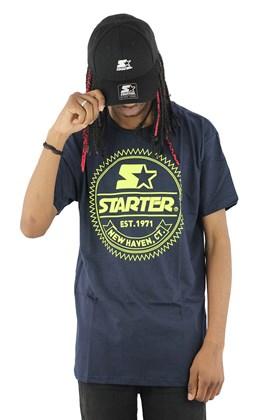 Camiseta Starter Seal New Haven Basic Azul