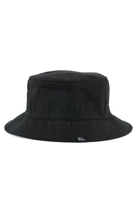Chapeu Bucket Hat NewSkull Rubber Preto