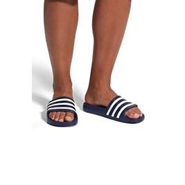 Chinelo Adidas Adilette Aqua Marinho/Branco