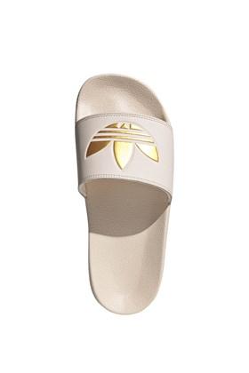 Chinelo Adidas Adilette Lite Bege/Dourado