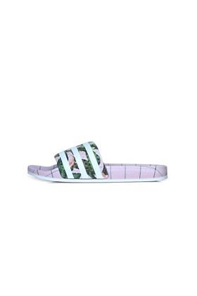 Chinelo Adidas Adilette W Farm Feminino Rosa