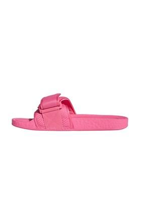 Chinelo Adidas Boost Pharrell Williams HU Rosa/Rosa