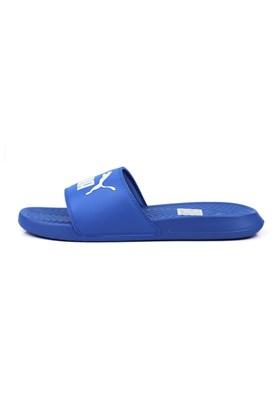 Chinelo Puma PopCat Slider Azul