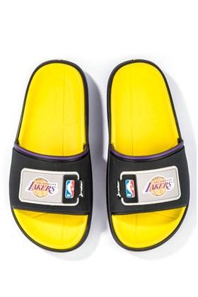 Chinelo Slide Rider Block Nba Los Angeles Lakers