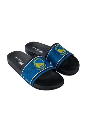 Chinelo Slide Rider Full 86 NBA Golden State Warriors Preto/Azul