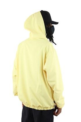 Jaqueta LRG Quebra Vento Recuiter Amarela