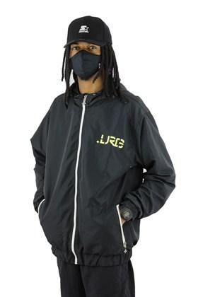 Jaqueta LRG Quebra Vento Recuiter Preta