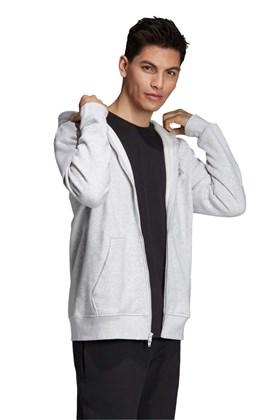 Jaqueta Moletom Adidas R.Y.V. FZ ORIGINALS Cinza