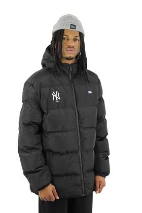 Jaqueta New Era Estofada Bomber New York Yankees Preta