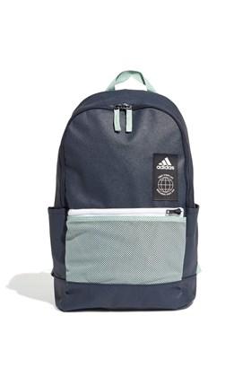 Mochila Adidas Classic Urban Azul/Verde