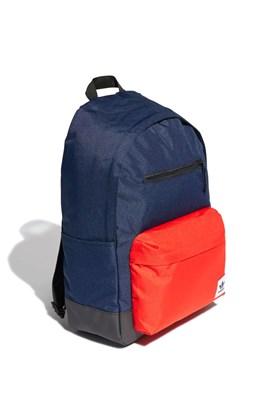Mochila Adidas Premium Essentials Azul/Vermelho