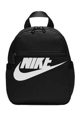Mochila Nike Sportswear Futura 365 Feminina Preta/Branca