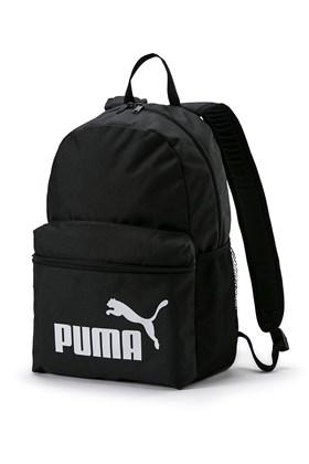 Mochila Puma Phase Preta/Branca