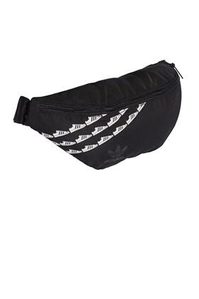 Pochete Adidas Waist Bag Superstar Preta/Preta
