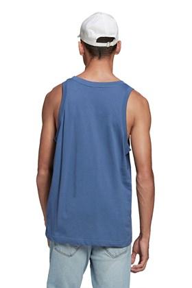 Regata Adidas Trefoil Azul/Branca