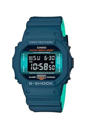 Relógio Casio G-Shock Azul/Verde DW-5600CC-2DR
