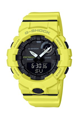 Relógio Casio G-Shock Bluetooth Step Tracker GBA-800-9ADR