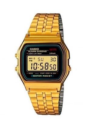 Relógio Casio Vintage Dourado A159WGEA-1DF
