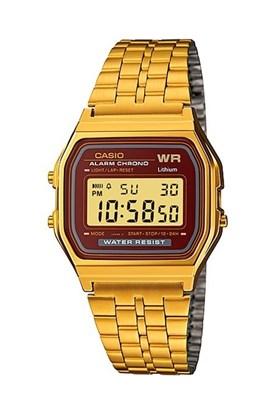Relógio Casio Vintage Dourado A159WGEA-5DF