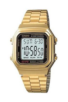 Relógio Casio Vintage Dourado A178WGA-1ADF