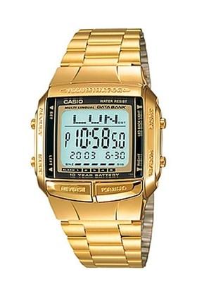 Relógio Casio Vintage Dourado DB-360G-9ADF