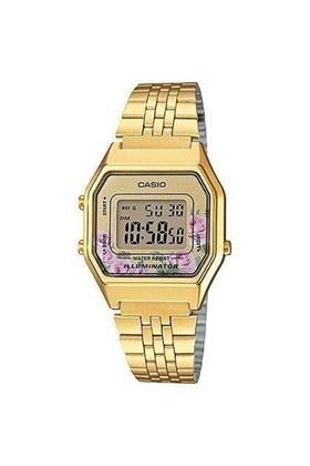 Relógio Casio Vintage Dourado LA680WGA-4CDF