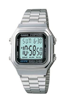 Relógio Casio Vintage Prata A178WA-1ADF