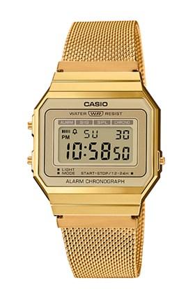 Relogio Casio Vintage Super Slim Dourado A700WMG-9ADF