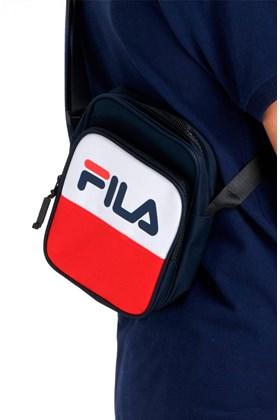 Shoulder Bag Fila Rufus Azul