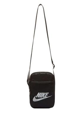 Shoulder Bag Nike Heritage Unissex Preta/Branca