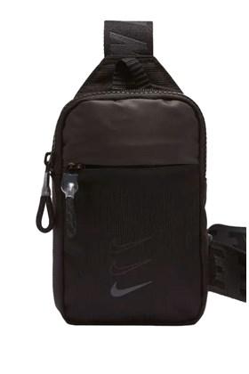 Shoulder Bag Nike Sportswear Essentials Unissex Preta/Preta