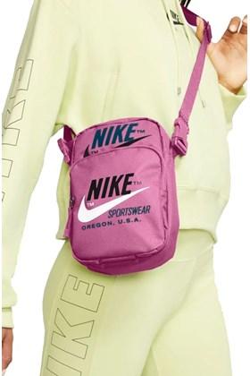 Shoulderbag NIKE Air Heritage 2.0 Rosa/Pink
