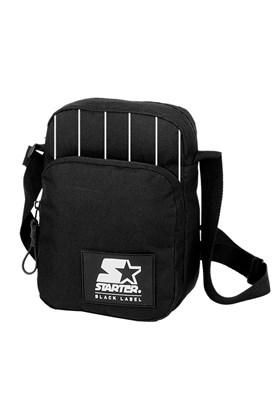 Shoulderbag STARTER Strapes Preta