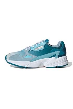 Tenis Adidas Falcon Feminino Azul