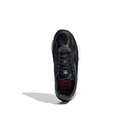 Tenis Adidas Falcon Feminino Preto/Ruby