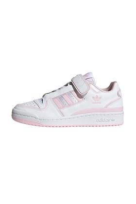 Tenis Adidas Forum Plus Branco/Rosa