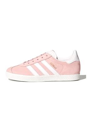 Tênis Adidas Gazelle J Rosa