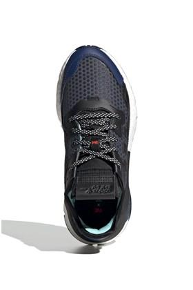 Tenis Adidas Nite Jogger 3M Feminino Azul/Preto