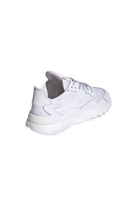 Tenis Adidas Nite Jogger Branco/Branco