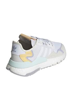 Tênis Adidas Nite Jogger Cinza/Amarelo