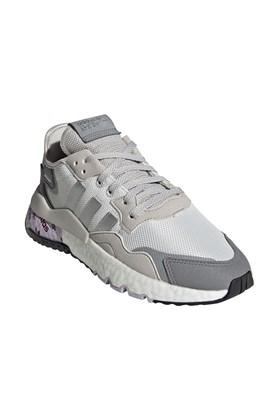 Tênis Adidas Nite Jogger Feminino Cinza/Lilas