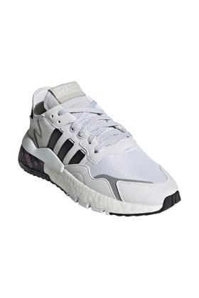 Tênis Adidas Nite Jogger Feminino Cinza/Preto