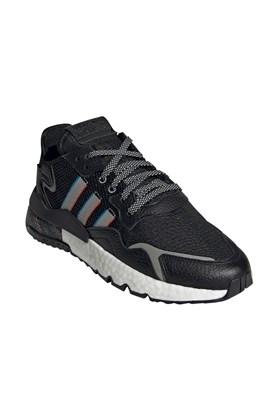 Tênis Adidas Nite Jogger Preto/Branco