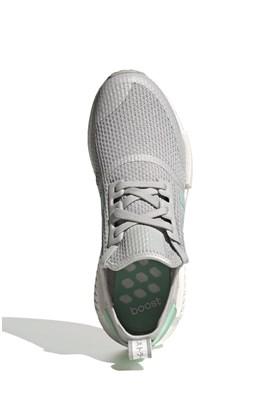 Tenis Adidas NMD R1 Cinza/Verde