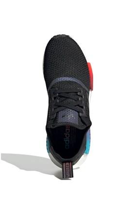 Tenis Adidas NMD R1 Preto/Gradiente