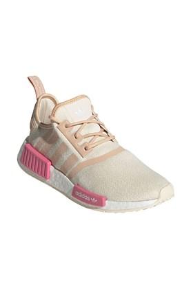 Tênis Adidas NMD R1 W Feminino Bege/Rosa
