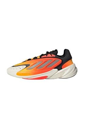 Tenis Adidas Ozelia Bege/Laranja