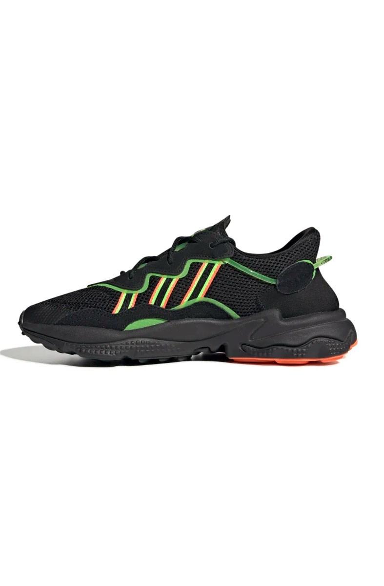 adidas verde e preto