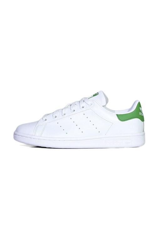 3c92bf57a86c5 Tênis Adidas Stan Smith Branco - NewSkull