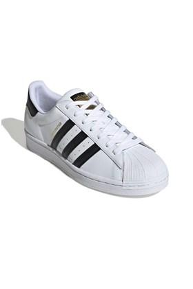 Tenis Adidas Superstar 50 anos Branco/Preto